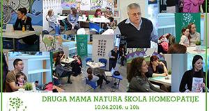 Druga Mama Natura škola homeopatije