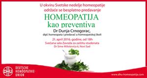 Homeopatija kao preventiva