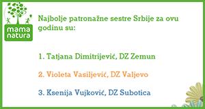 Izabrali ste najbolje patronažne sestre Srbije